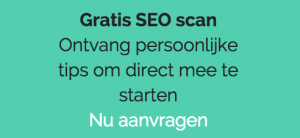 Gratis SEO scan van website